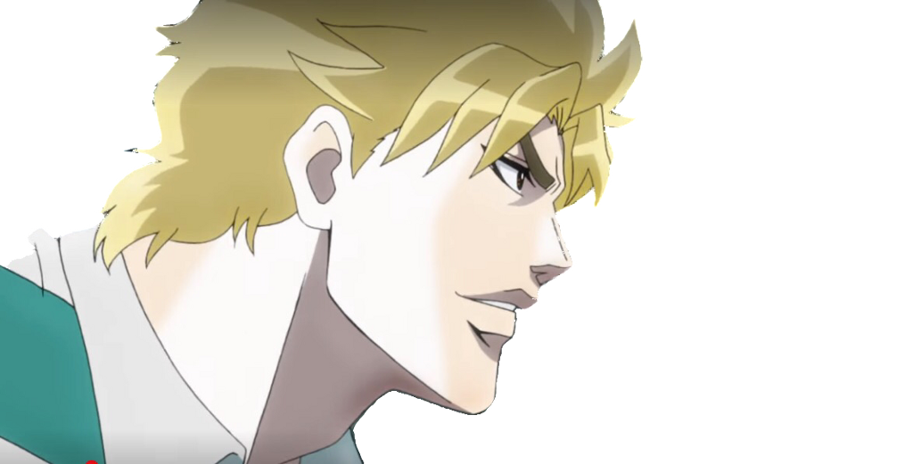 dio brando - episode 2 (phantom blood) #jjba #diobrando #freetoedit