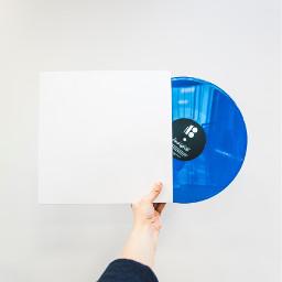 vinyl retro freetoedit