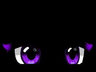 gacha gachaeyes purple inspiration bad freetoedit