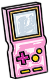 #videogame #videogames #pink #aesthetic #tumblr #yellow #pinkaesthetic #ipod #xbox #screen #pixel #cute #pixelart #art #supercute  #freetoedit
