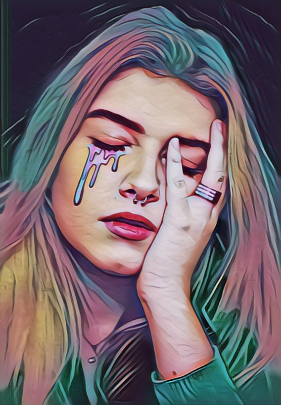 #freetoedit #colorful #crybaby #cry #tears #magiceffects