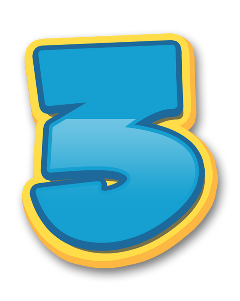 3 numero numeros number numbers freetoedit