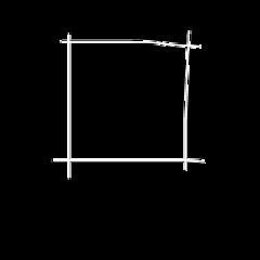 border white square freetoedit