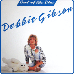 80s 80's albumcover debbiegibson 80