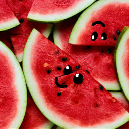 freetoedit watermelon