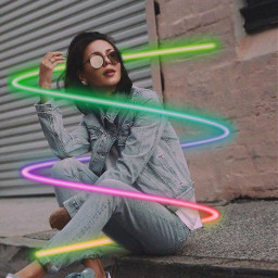 freetoedit neon fotoedit tumblrgirl❤ tumblr❤