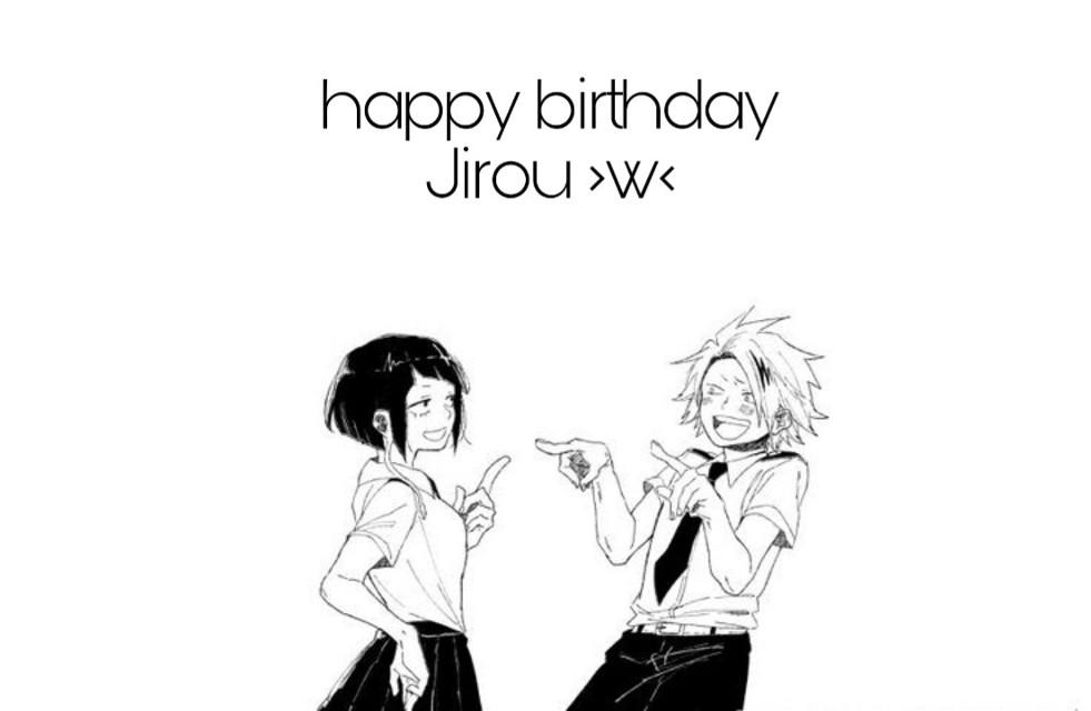 Jirou is best gurl owo    01/08  #freetoedit #jiroukyouka #bokunoheroacademia