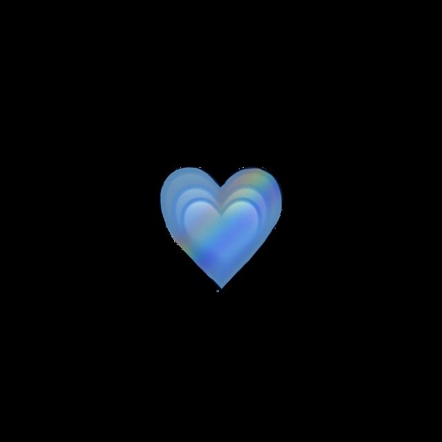 #freetoedit  #heartemoji #blueemoji #blue #emoji #blueheart #blueheartemoji