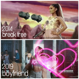 arianagrande socialhouse boyfriend musicvideo song