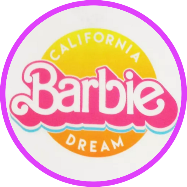 Made by @swalker3  #barbie #californiagirl #californiadreambarbie #malibu #malibubarbie #california #homesick #pins #buttons #badges #beach #barbiegirl #barbielogo #freetoedit