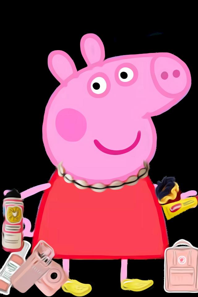 #peppapigmeme #VSCO Peppa pig as a VSCO girl 😂