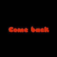 comeback freetoedit