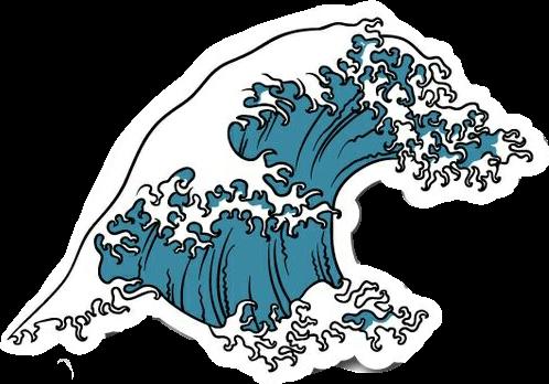 #большаяволнавканагаве #волны #япония