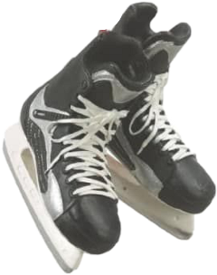 hockey skates sports winter freetoedit