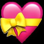 #emojis #heart #pink 💝 #freetoedit