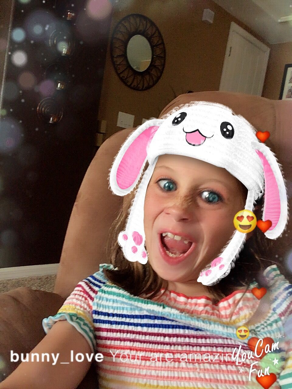 #i was babysitting again and i let the kids play on my phone and i found this