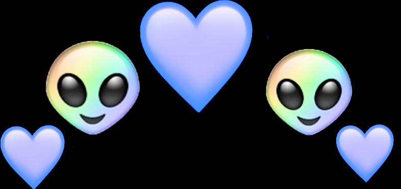 #hearts #alien👽