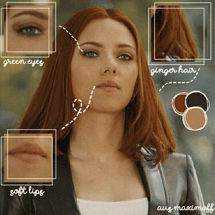 Anatomy Of Natasha Romanoff Natasharomanoff Natasha Nat