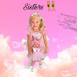 everleighrose posie sisters love freetoedit