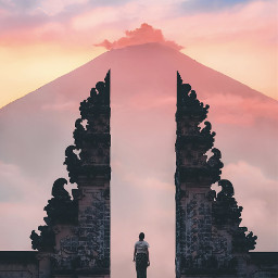travel landmark bali freetoedit