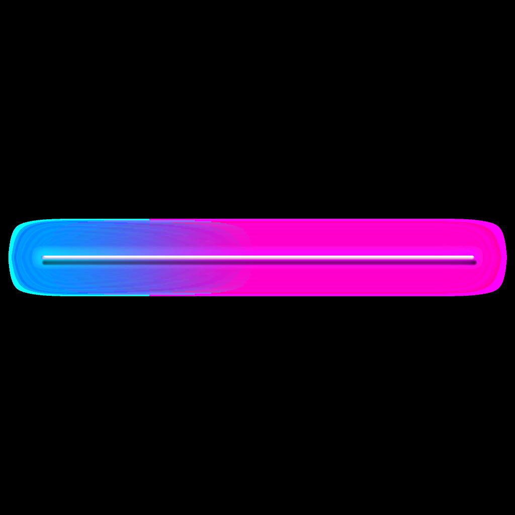 neon Sticker by Foxgan