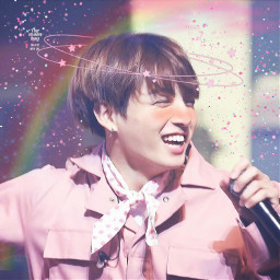freetoedit jungkookedit crownhearts seok97 rainbows