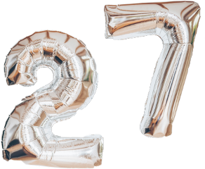 unsplash 27 number numberballoons balloon freetoedit