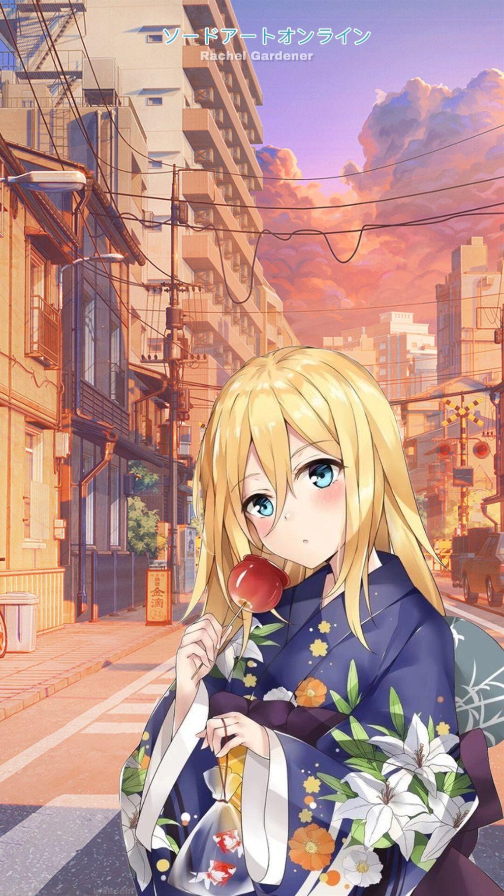 Rachel Gardener Of Angel Of Death Wallpaper Anime Fre
