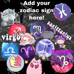 freetoedit zodiac signs zodiacsign zodiacs