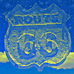 ecintheclouds intheclouds freetoedit puffyclouds route66