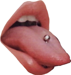 tongue tonguepiercing mouth lips piercing freetoedit