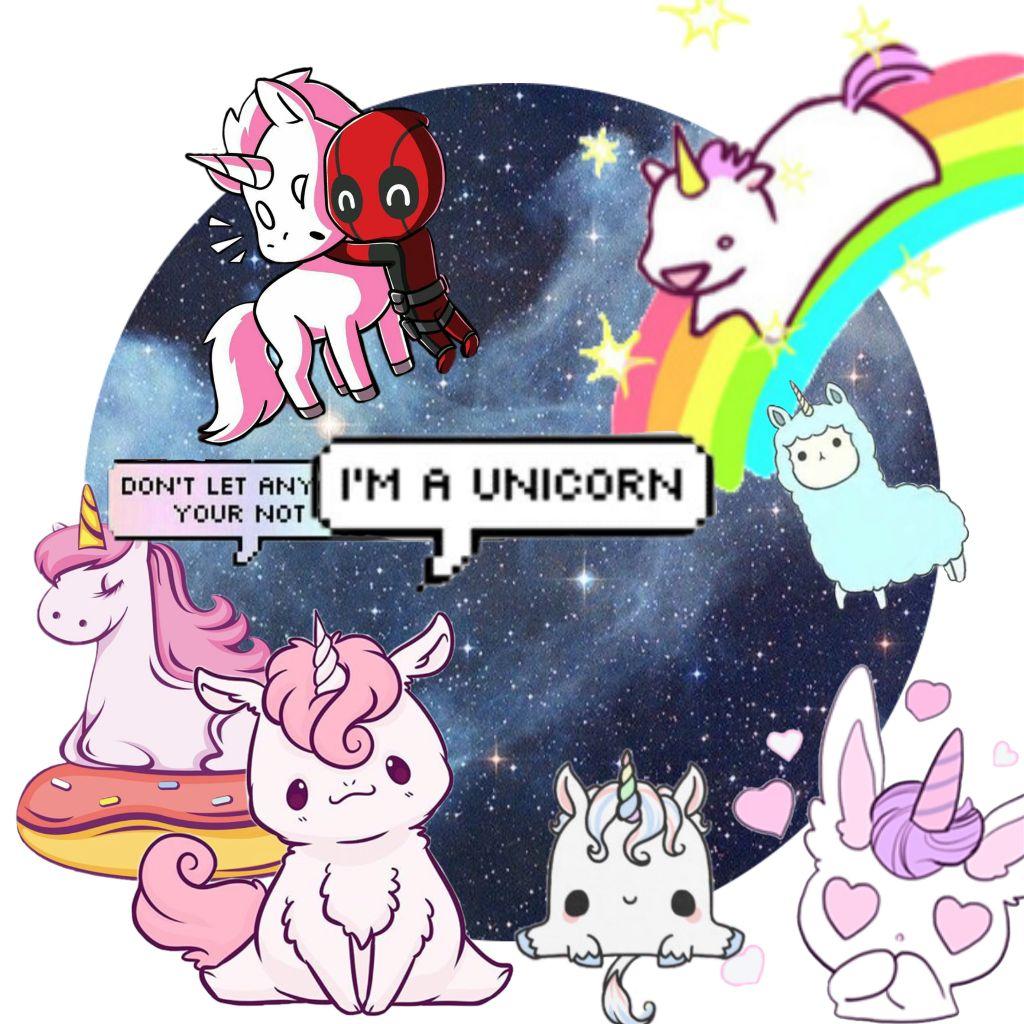 #unicorns  #freetoedit