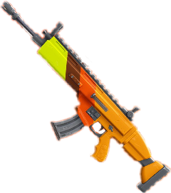 fortnite corolful scar rifle game freetoedit