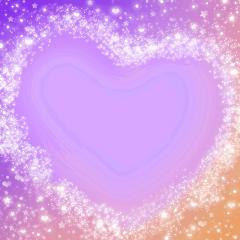 love heart glitter neon fireworks freetoedit