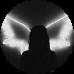 angel devil whitemoon dark darkness freetoedit