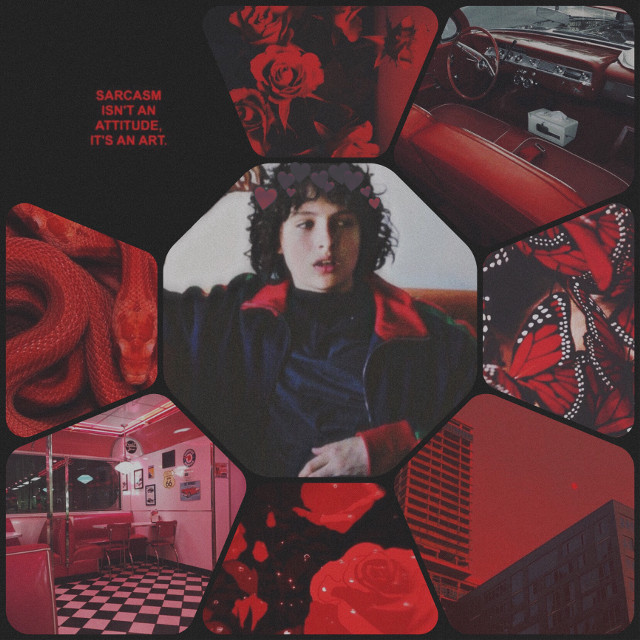 Dark red theme for Finn Wolfhard, because why not?   I made this for a few of my friends, who are just amazing.   @finnwolfhardd11 @sophia_lilliss @aestheticstrangerava @nf_reallmusic @_loser_av_club_ @finny_wolfheart @xoxofinnandjack 💖💕💞  🎈💕Go follow these sweethearts or ill yeet you💕🎈   #finnwolfhard #darkred #redaesthetic #aesthetic #aestheticallypleasing #strangerthings #itmovie #it #it2017 #richietozier #itcast #losersclub #roses #sarcasm #loserlover  #freetoedit