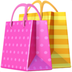 emojis iphone shopping freetoedit