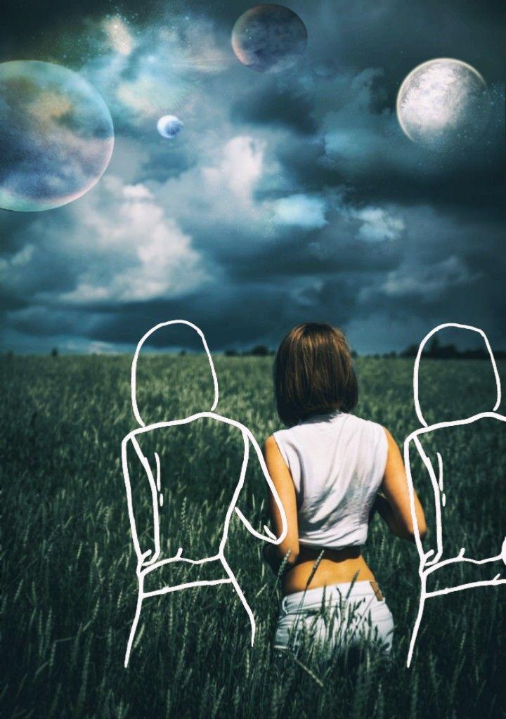#freetoedit #sketch #sketcheffect #millennialfltr #planets OP: UNSPLASH