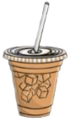 coffee icedcoffee vsco tumblr freetoedit