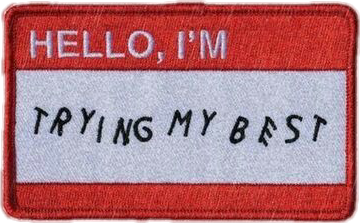 sticker im trying my best freetoedit