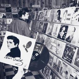 freetoedit elvispresley elvis record hand ircvinyl