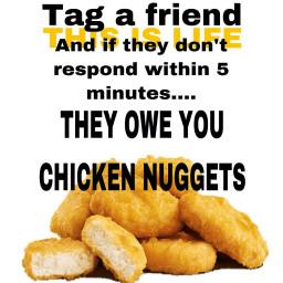 freetoedit chickennuggets chicken