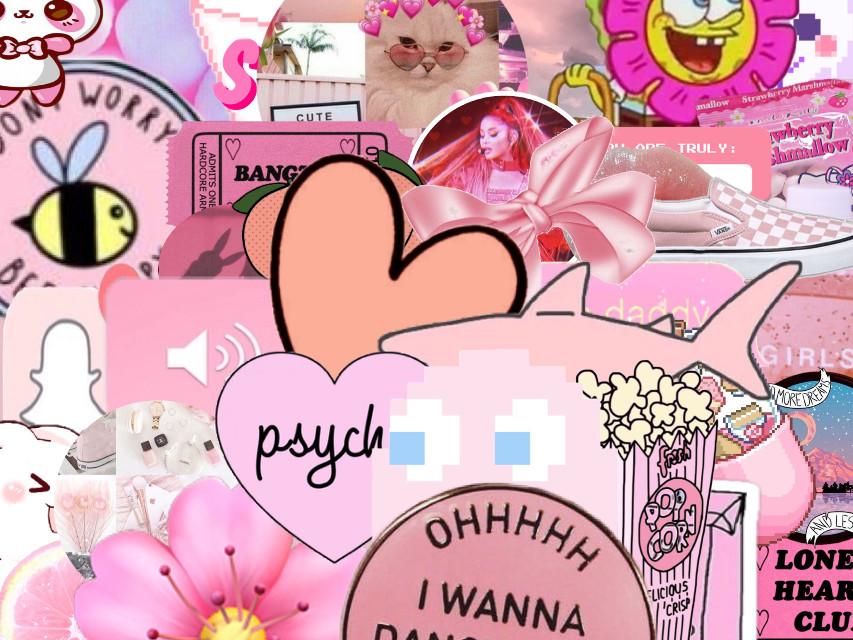 #freetoedit #pinkasthetic #pinkvibes #tumblraesthetic