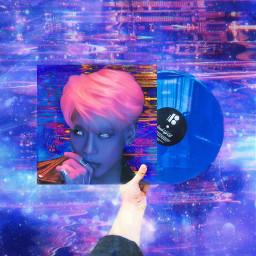 ircvinyl vinyl shinee shineejonghyun kpop freetoedit