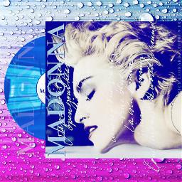 freetoedit ircvinyl vinyl madonna trueblue
