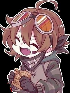anime ticcitoby creepypasta cute adorable freetoedit