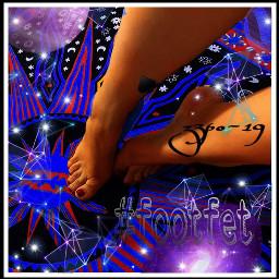 footfet galactic pedis