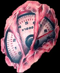speed 3d tattoo freetoedit