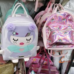 kidsfashion backpack cute
