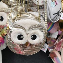 kidsfashion owl sequins freetoedit